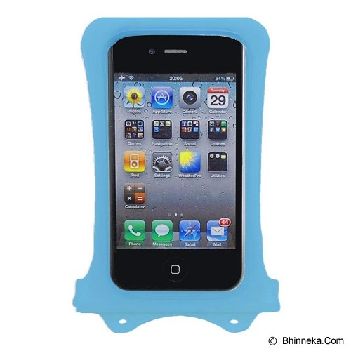 DICAPAC Waterproof Bag [WP-C10S] - Blue (C) - Plastik Handphone / Waterproof